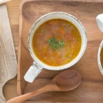 スープソムリエの資格でスープのプロに!家族に美味しいスープを飲ませます!