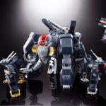 超合金魂 超獣機神ダンクーガ GX-13R ダンクーガ (リニューアルバージョン) の予約
