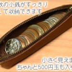 ながぁ~いコインケースって便利なのかな?
