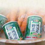 伊藤園のプレミアム野菜飲料 「純国産野菜」がおいしい!